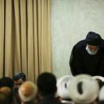 عکس رفتار عجیب محمود احمدی نژاد