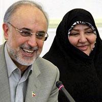 بیوگرافی علی اکبر صالحی و همسرش