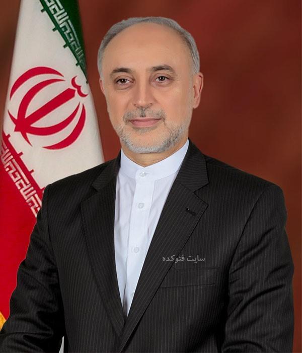 بیوگرافی علی اکبر صالحی رئیس انرژی اتمی