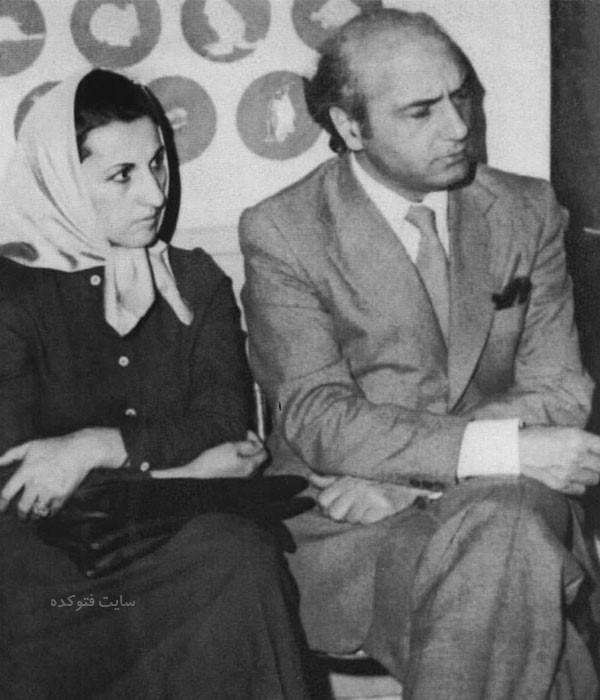 دکتر علی شریعتی و همسرش + بیوگرافی کامل
