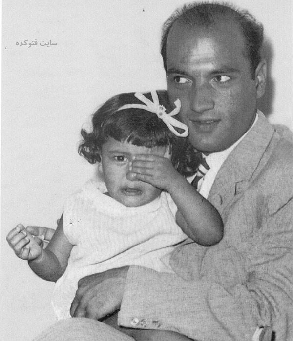 عکس هایعلی شریعتی و دخترش + بیوگرافی کامل