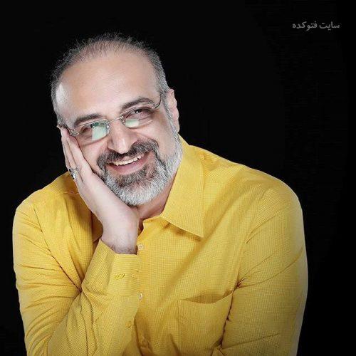 عکس محمد اصفهانی خواننده و پزشک + زندگی شخصی و بیوگرافی