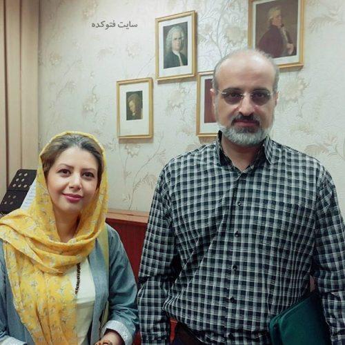 عکس و بیوگرافی محمد اصفهانی + زندگی هنری و شغل دوم