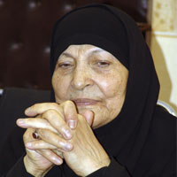 بیوگرافی سادات سید باقر مداح مادر پرستاری نوین + زندگی