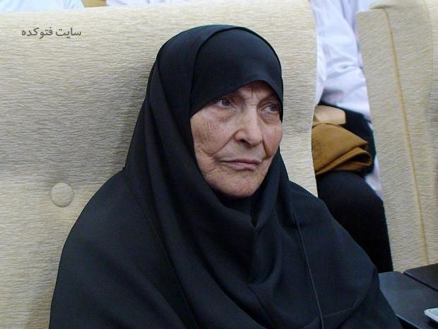 عکس و بیوگرافی دکتر مداح مادر پرستاری نوین