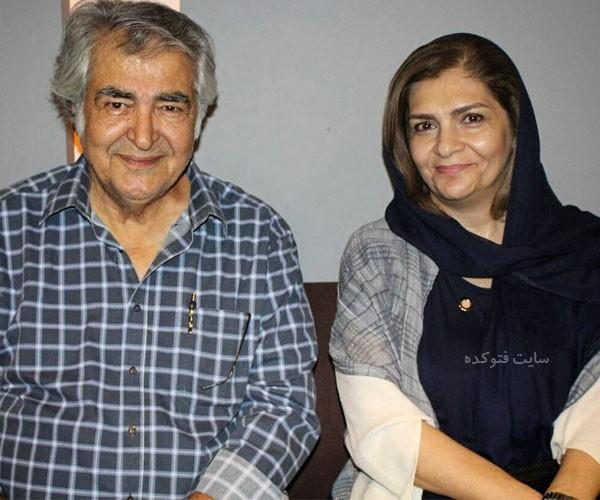 بیوگرافی محمود عزیزی و همسرش
