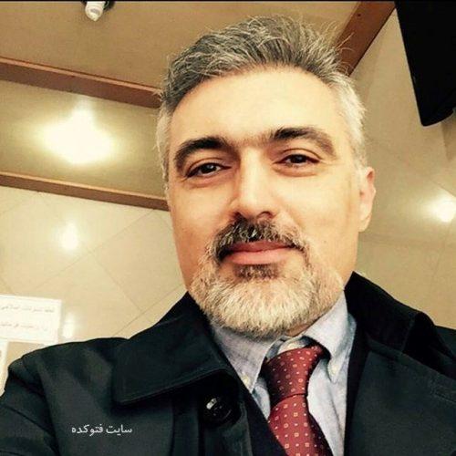 عکس دکتر مسعود صابری پزشک و خواننده + بیوگرافی کامل