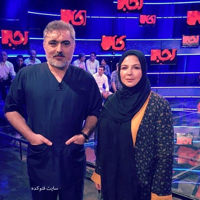 عکس های مسعود صابری و شهره سلطانی + بیوگرافی