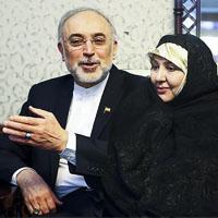 زهرا راد همسر علی اکبر صالحی
