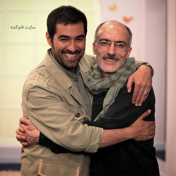 عیسی یوسفی پور بازیگر و شهاب حسینی