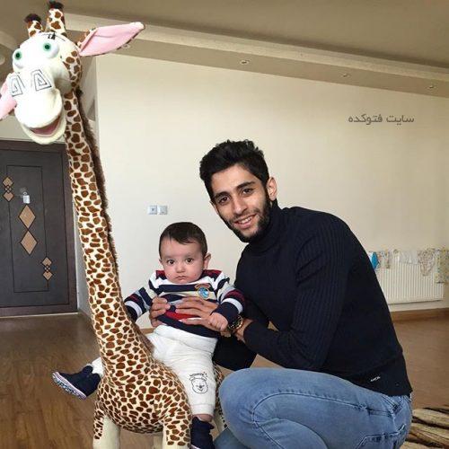 زندگینامه میلاد عبادی پور + همسر و خانواده