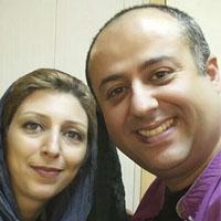 بیوگرافی ابراهیم شفیعی و همسرش + زندگی شخصی