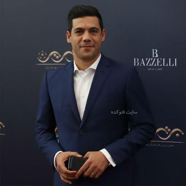 بیوگرافی ابراهیم شکوری فدراسیون فوتبال