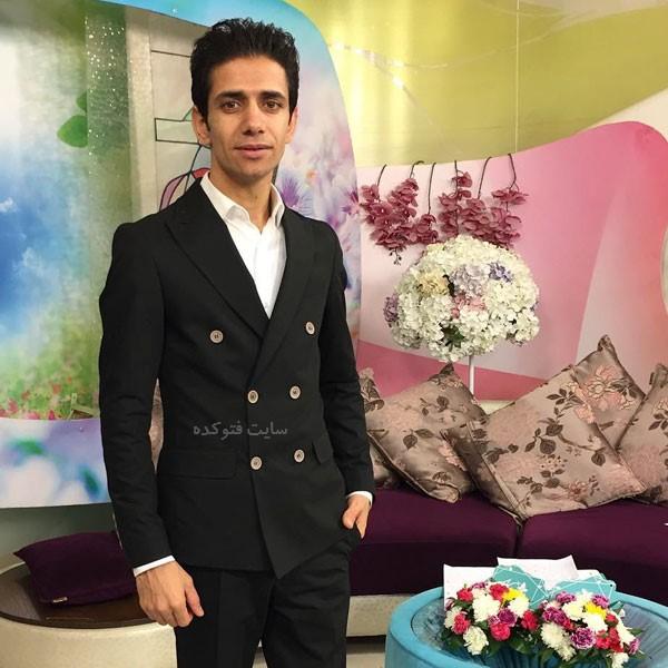 عکس های ابراهیم علیزاده خواننده سنی دییلر