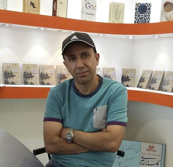 بیوگرافی ابراهیم رها طنز نویس و نویسنده