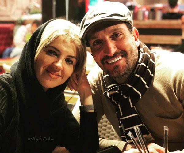 بیوگرافی ادموند بزیک و همسرش با عکس