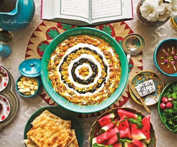 برای افطار چی بخوریم و چی نخوریم