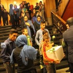 عکس های افطاری خيريه ليلا بلوكات