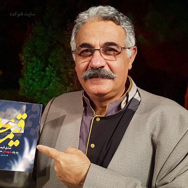 بیوگرافی اقبال واحدی مجری تلویزیون