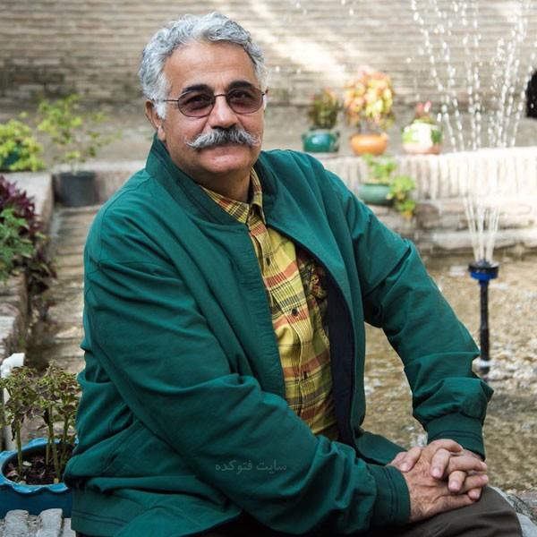 اقبال واحدی مجری + زندگی شخصی و همسرش