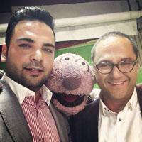 احسان علیخانی در خندوانه + روز پخش
