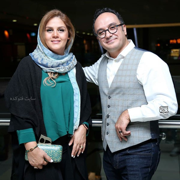 احسان کرمی و همسرش با عکس جدید و ماجرای ازدواج