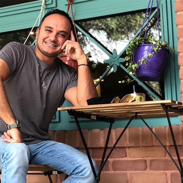 Ehsan Karami مجری چرا ممنوع التصویر است و کجاست