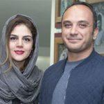 بیوگرافی احسان کرمی و همسرش + عکس خانوادگی