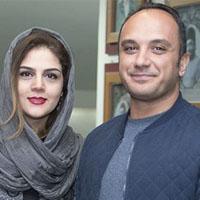 بیوگرافی احسان کرمی و همسرش + عکس خانوادگی و شغل