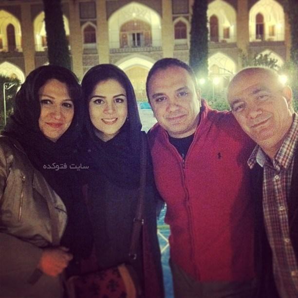 عکس خانواده احسان کرمی + بیوگرافی و زندگینامه کامل