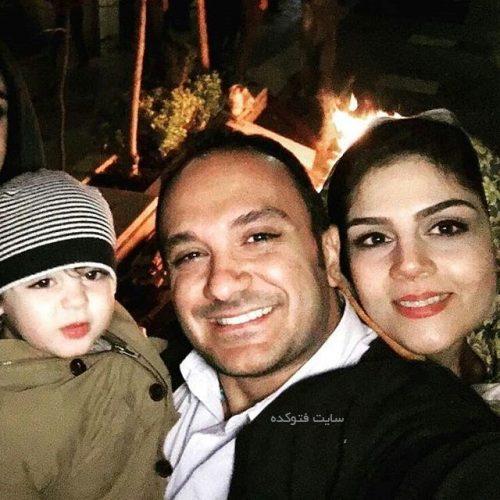ehsankarami photokade 6 500x500 - بیوگرافی احسان کرمی و همسرش + عکس خانوادگی و شغل