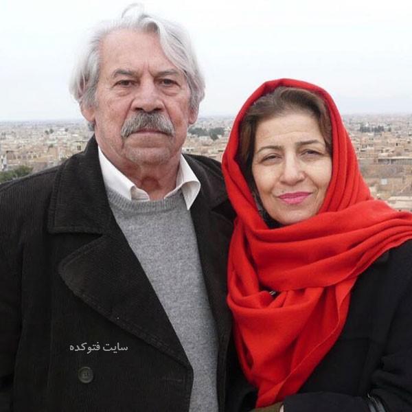 ehteramboroumand photokade com 4 - بیوگرافی احترام برومند و همسرش + داستان زندگی شخصی