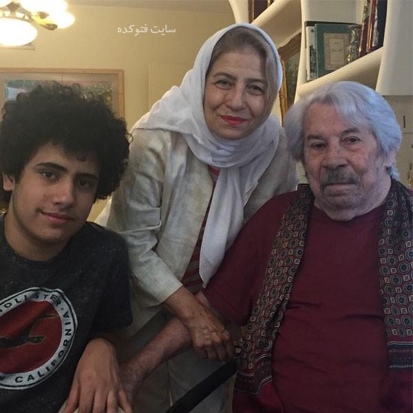 ehteramboroumand photokade com 5 - بیوگرافی احترام برومند و همسرش + داستان زندگی شخصی