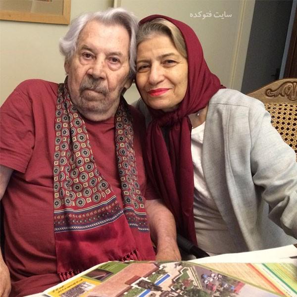 ehteramboroumand photokade com 6 - بیوگرافی احترام برومند و همسرش + داستان زندگی شخصی