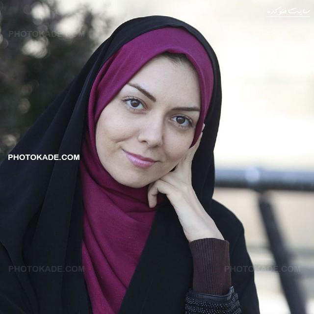 عکس آزاده نامداری مجری معروف ممنوع التصویر,جدیدترین عکس آزاده نامداری