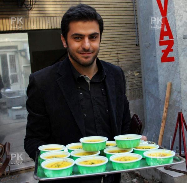 عکیس علی ضیا مجری معروف ممنوع التصویر,جدیدترین عکس علی ضیا