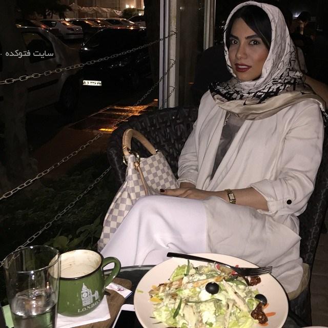 ماجرای کشف حجاب الهه فرشچی و مهاجرت به دبی