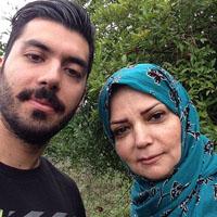 بیوگرافی الهه رضایی و همسرش + زندگی شخصی و خانوادگی