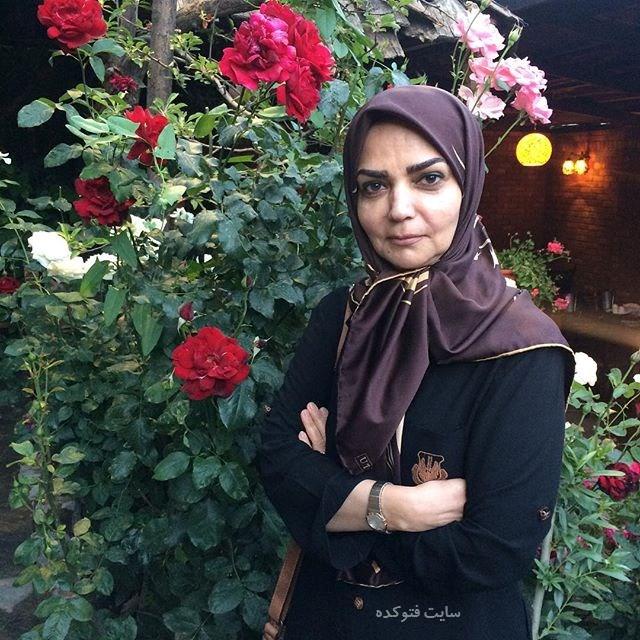 عکس الهه رضایی مجری + همسرش و زندگی شخصی