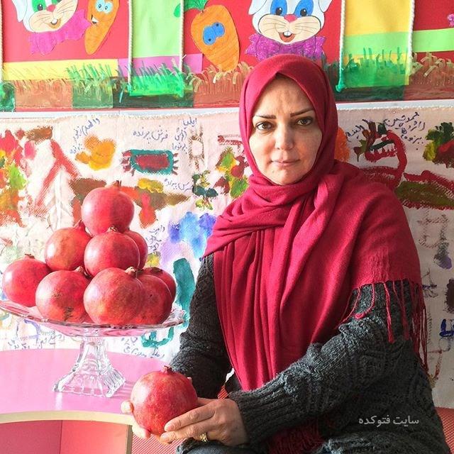 عکس و بیوگرافی الهه رضایی + زندگینامه کامل