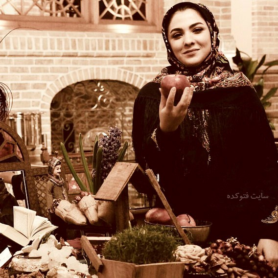 عکسبیوگرافی الهه پرسون مجری
