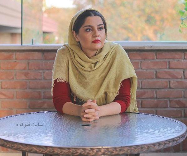 بیوگرافی الهه زحمتی بازیگر زن