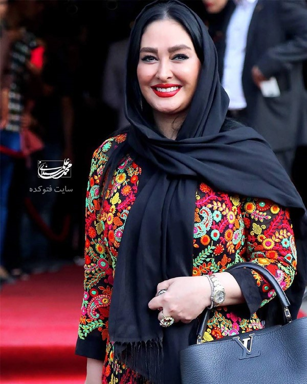 الهام حمیدی بازیگر زن + عکس و بیوگرافی