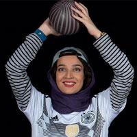 بیوگرافی الهام نامی بازیگر و نویسنده