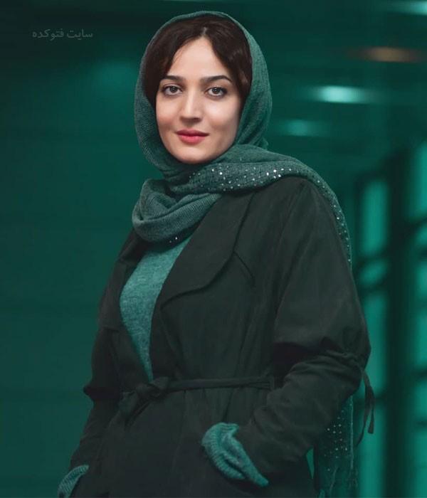 بیوگرافی الهام نامی بازیگر + زندگی شخصی با عکس