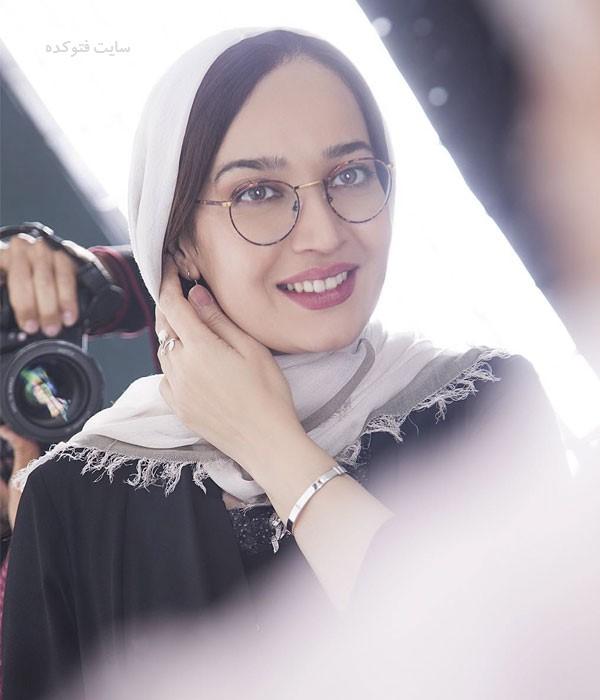 عکس های الهام نامی بازیگر سریال نجوا + بیوگرافی کامل