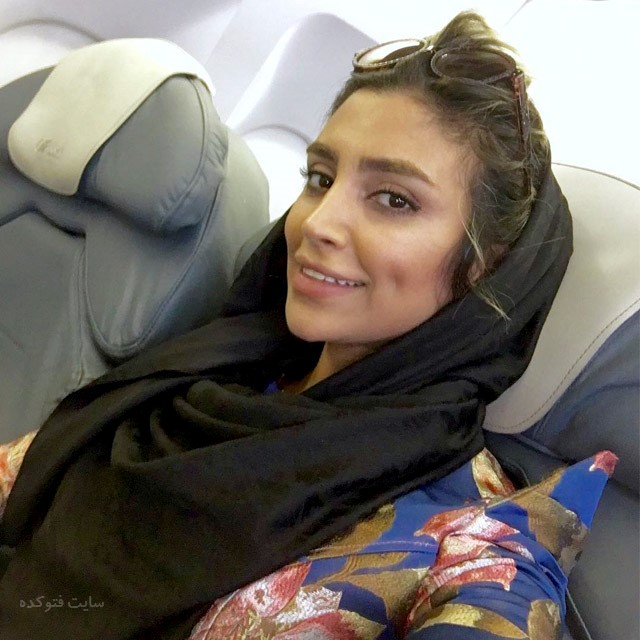 بیوگرافی الهام عرب مدل ایرانی + عکس جدید