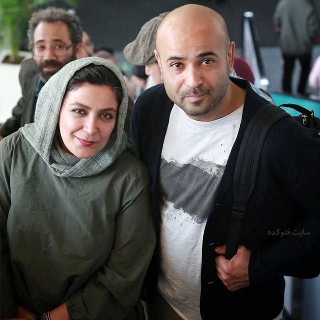 عکسالهام کردا و همسرش سعید چنگیزیان + بیوگرافی کامل