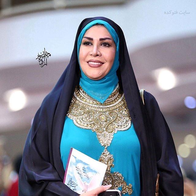 عکس های الهام صفوی زاده مجری سرشناس