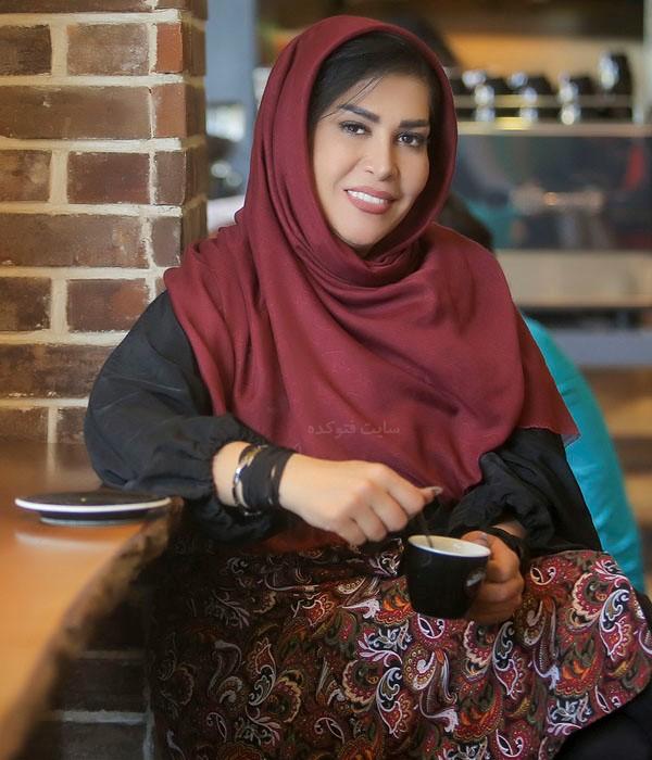 بیوگرافی الهام صفوی زاده و همسرش + علت تغییر حجاب و طلاق